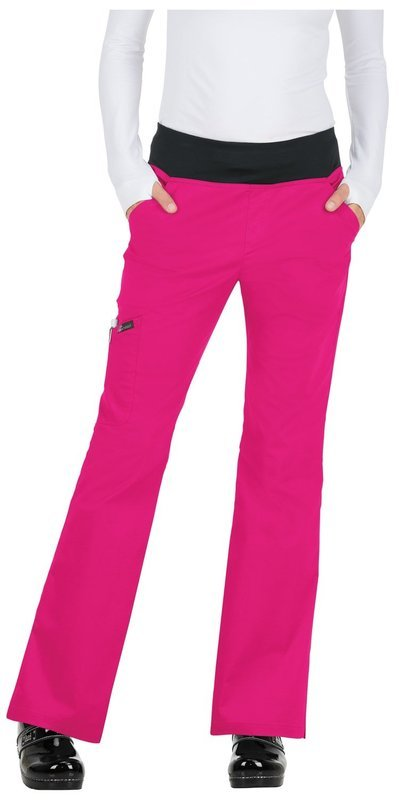 Pantalone KOI STRETCH LIZA Donna Colore 58. Flamingo