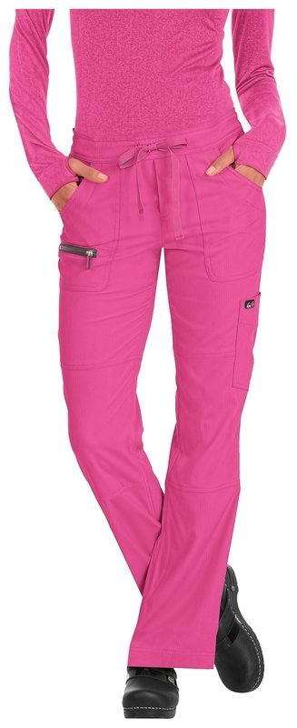 Pantalone KOI LITE PEACE Donna Colore 5824. Flamingo/Steel