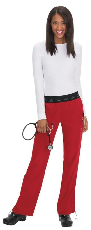 Pantalone KOI LITE SPIRIT Donna Colore 22. Ruby