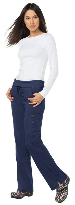 Pantalone KOI LITE HARMONY Donna Colore 12. Navy -  FINE SERIE