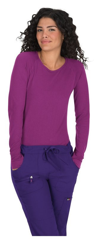 Maglietta KOI LITE DIVINE Colore 110. Mulberry
