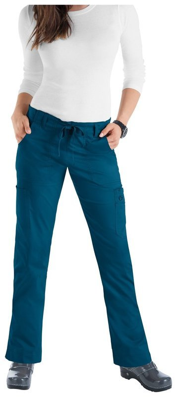 Pantalone KOI STRETCH LINDSEY Donna Colore 38. Caribbean