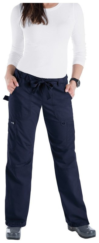 Pantalone KOI CLASSICS LINDSEY Donna Colore 12. Navy