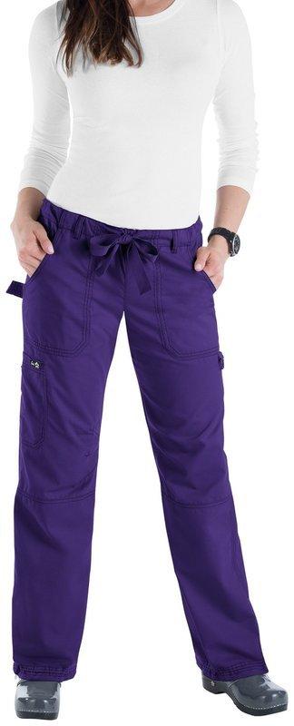 Pantalone KOI CLASSICS LINDSEY Donna Colore 82. Grape