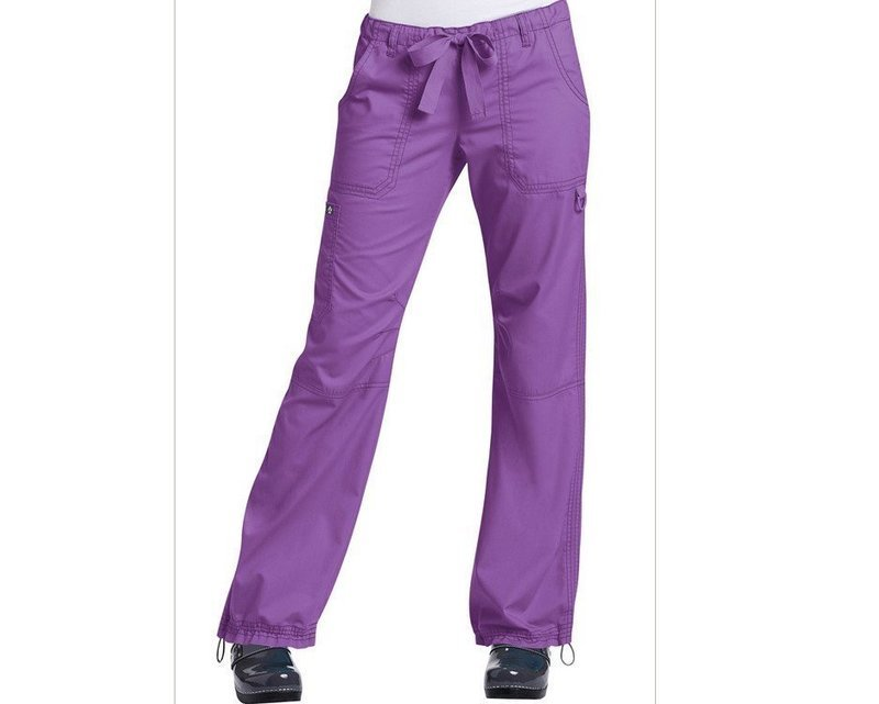 Pantalone KOI CLASSICS LINDSEY Donna Colore 72. Sugar Plum- FINE SERIE