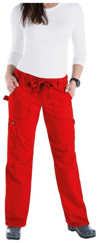 Pantalone KOI CLASSICS LINDSEY Donna Colore 88. Chilli Red- FINE SERIE