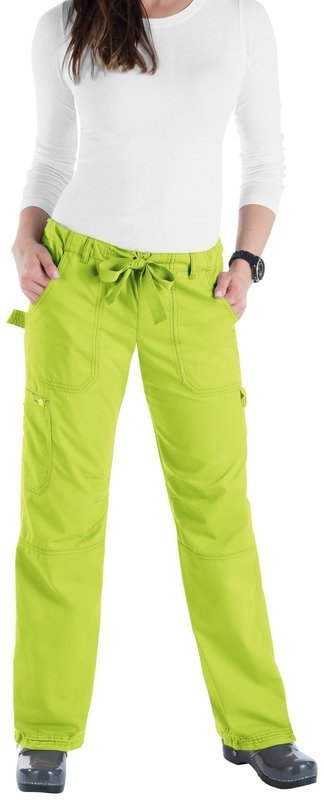 Pantalone KOI CLASSICS LINDSEY Donna Colore 84. Key Lime - FINE SERIE