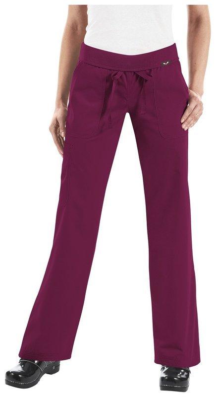 Pantalone KOI CLASSICS MORGAN Donna Colore 48. Merlot