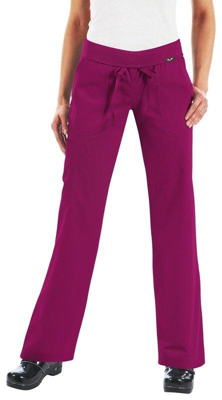 Pantalone KOI CLASSICS MORGAN Donna Colore 73. Raspberry