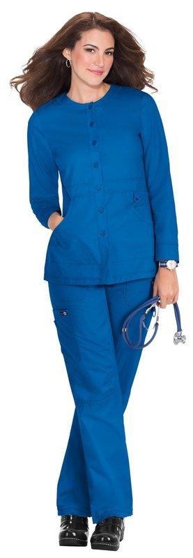 Giacca  KOI CLASSICS OLIVIA Colore 20. Royal Blue - FINE SERIE