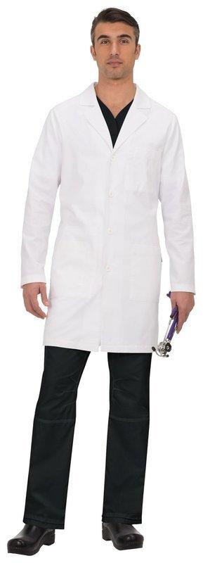 Camice Unisex KOI CLASSICS RILEY Colore 01. White