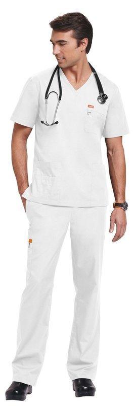 Casacca ORANGE BALBOA Colore 01. White