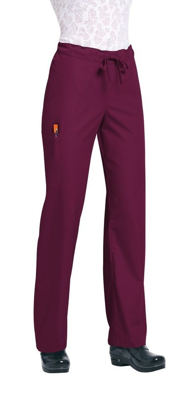 Pantalone ORANGE HUNTINGTON Colore 61. Wine