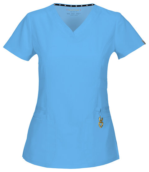 Casacca HEARTSOUL 20972A Donna Colore Turquoise - FINE SERIE