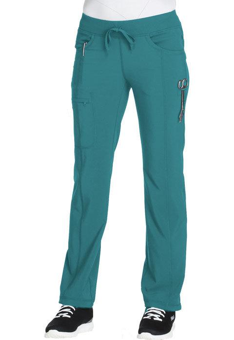 Pantalone CHEROKEE INFINITY 1123A Colore Teal Blue