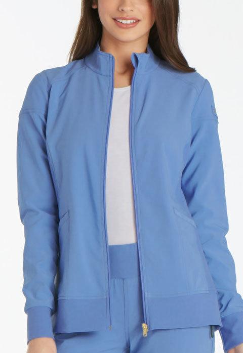 Giacca CHEROKEE IFLEX CK303 Colore Ciel Blue