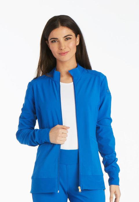 Giacca CHEROKEE IFLEX CK303 Colore Royal Blue