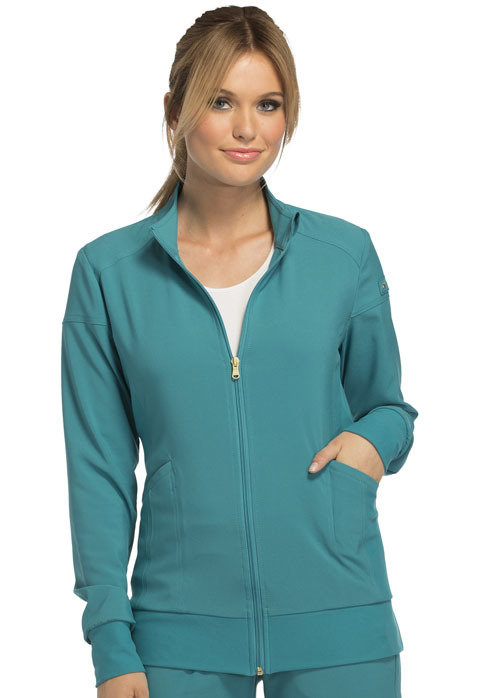Giacca CHEROKEE IFLEX CK303 Colore Teal Blue
