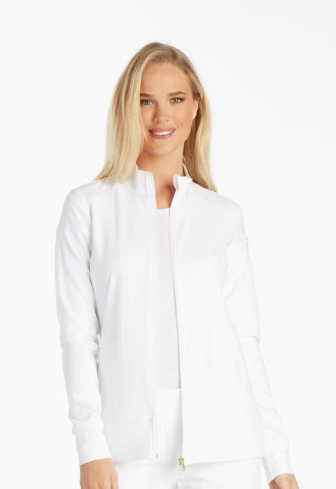Giacca CHEROKEE IFLEX CK303 Colore White