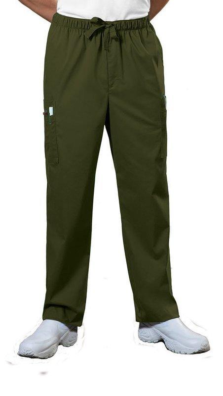 Pantalone CHEROKEE CORE STRETCH 4243 Colore Olive