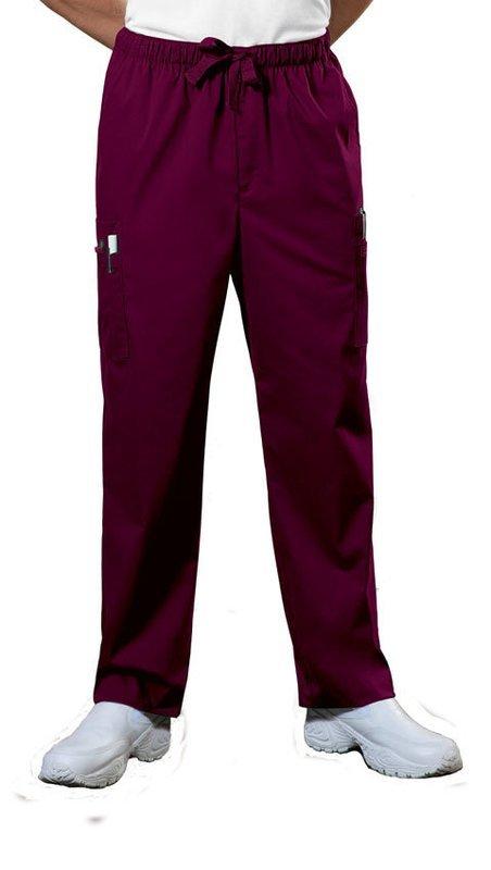 Pantalone CHEROKEE CORE STRETCH 4243 Colore Wine
