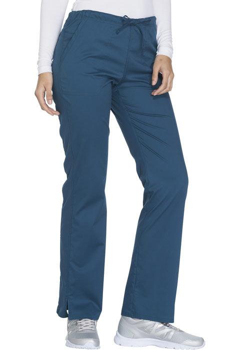 Pantalone CHEROKEE CORE STRETCH WW130 Colore Caribbean Blue