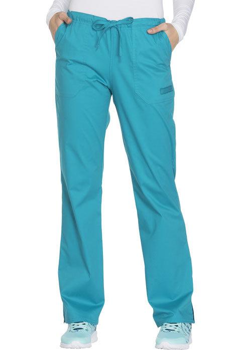 Pantalone CHEROKEE CORE STRETCH WW130 Colore Teal Blue