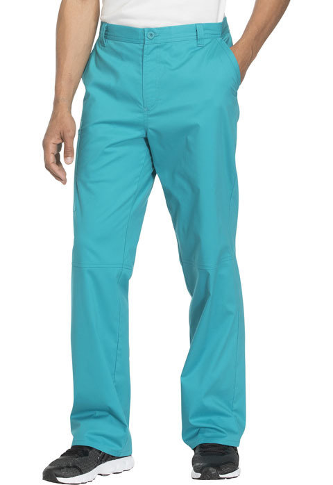 Pantalone CHEROKEE CORE STRETCH WW200 Colore Teal Blue