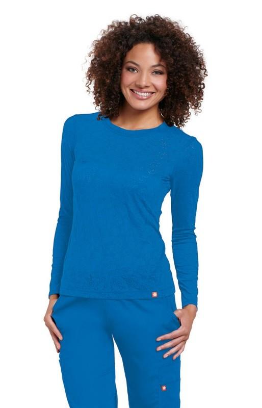Maglietta Orange MIAMI Donna Colore 20. Royal Blue -. FINE SERIE