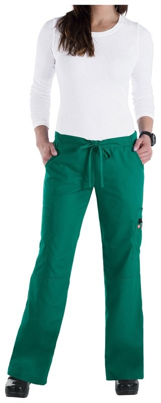 Pantalone Orange LAGUNA Donna Colore 33. Hunter Green - FINE SERIE