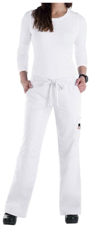 Pantalone Orange LAGUNA Donna Colore 01. White - FINE SERIE