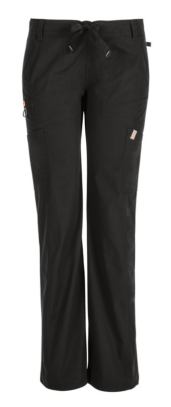 Pantalone Code Happy 46000AB Donna Colore Black