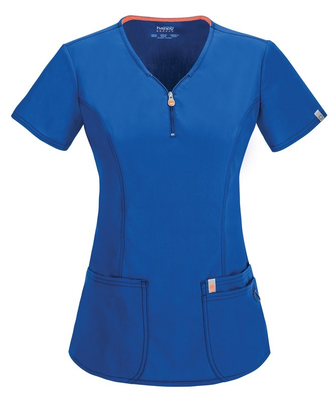 Casacca Code Happy 46600AB Donna Colore Royal