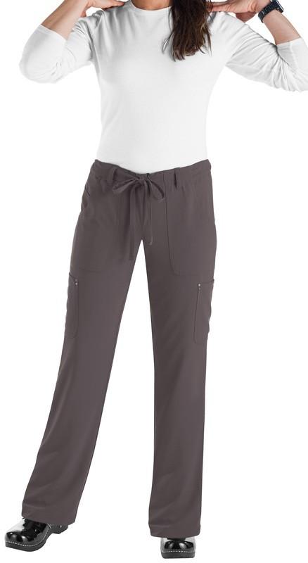 Pantaloni KOI SAPPHIRE Alicia Colore 24. Steel - FINE SERIE