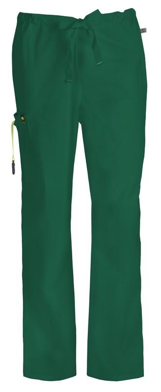 Pantalone Code Happy 16001A Uomo Colore Hunter Green - FINE SERIE