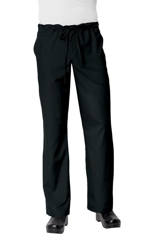 Pantalone Orange DOCKWEILER Uomo Colore 02. Black FINE SERIE