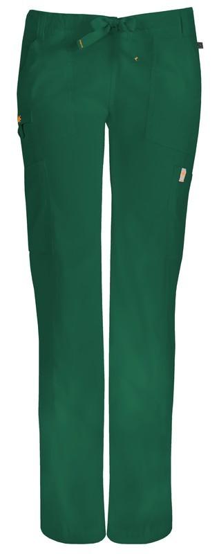 Pantalone Code Happy 46000A Donna Colore Hunter Green