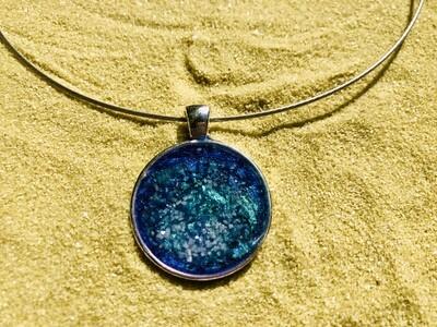 Cosmic Sea Necklace
