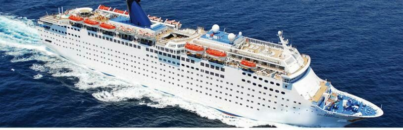Two night Bahamas Cruise for two from West Palm Beach to Freeport Grand Bahamas Island