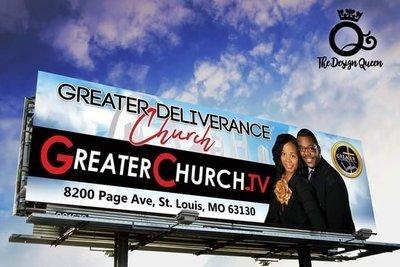 Billboard, Sign & Hanging Banner Designs