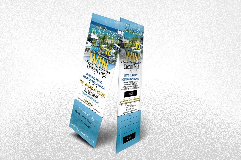 Event Ticket Printing