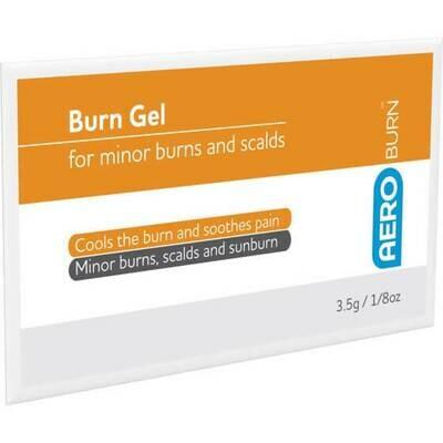 Burn Gel Sachet 3.5g