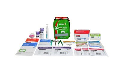 AFAK2S Soft Pack First Aid Kit Motorist 13.5*10*8cm