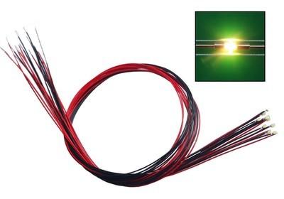 Pico LEDs (1mm x 0.5mm) - Various Colors - (Qty 5)