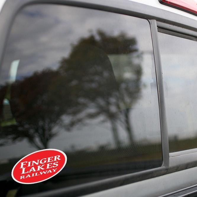 Vinyl Sticker - Finger Lakes Railroad (FGLK) Logo