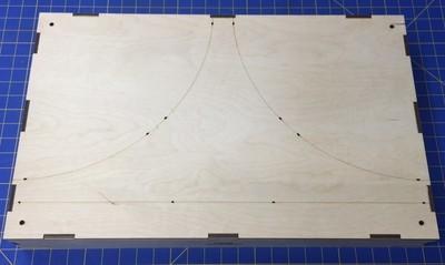 N Scale T-TRAK Standard Junction Module