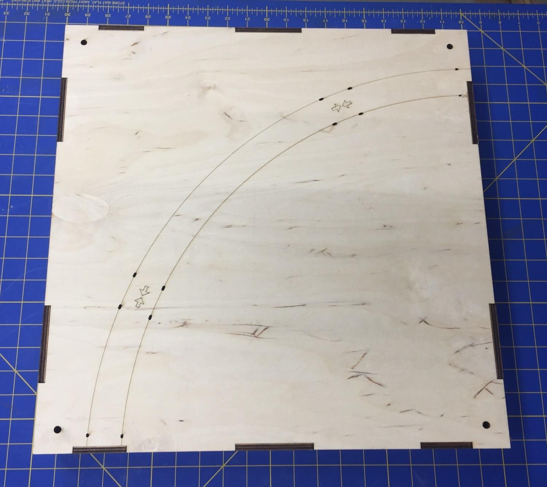 N Scale T-TRAK Turn Corner Modules