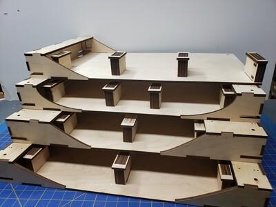 N Scale T-TRAK Valley Module