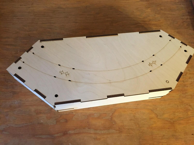 N Scale T-TRAK Minimized Turn Modules