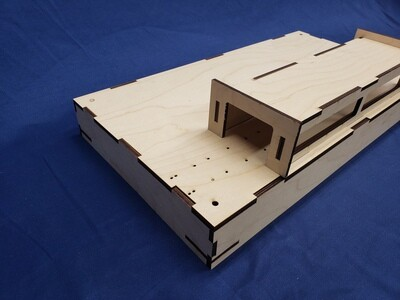 N Scale T-TRAK Tunnel Modules (Straight/Curve)